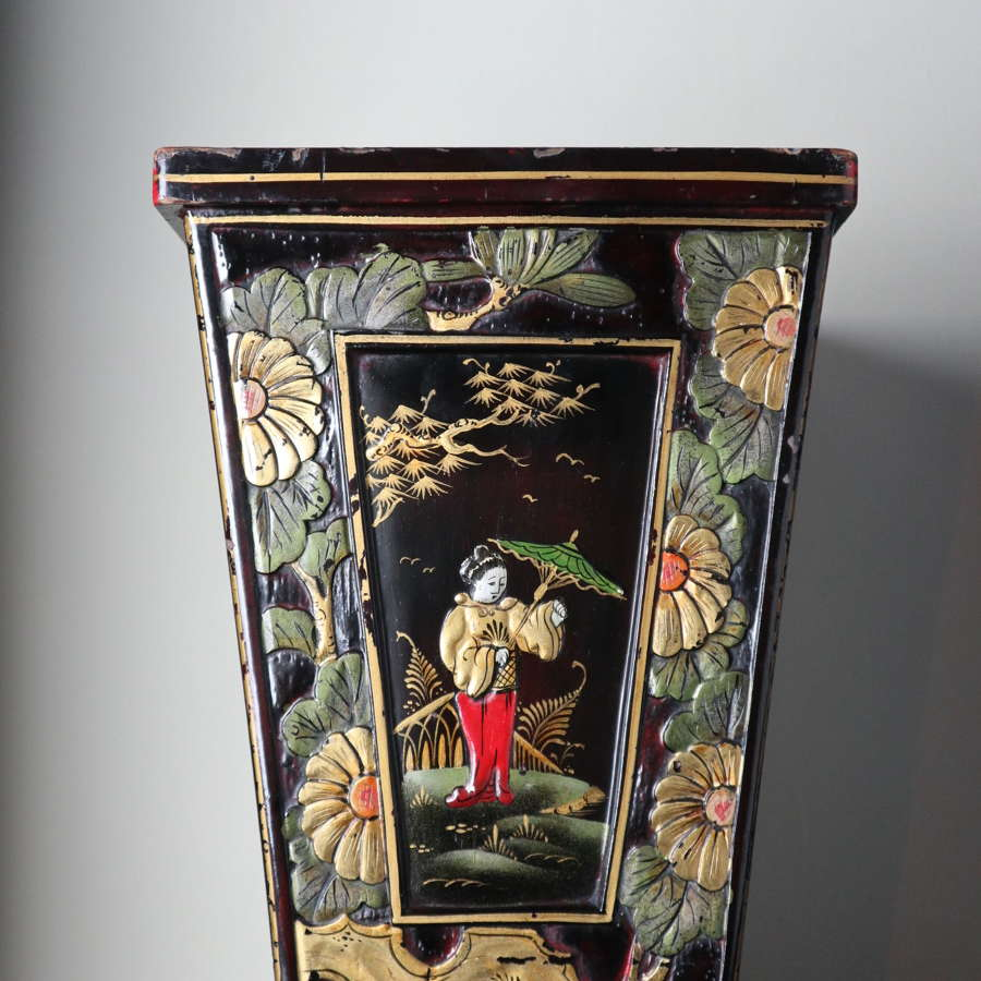 Art Deco era 1920s Chinoiserie jardiniere / planter,