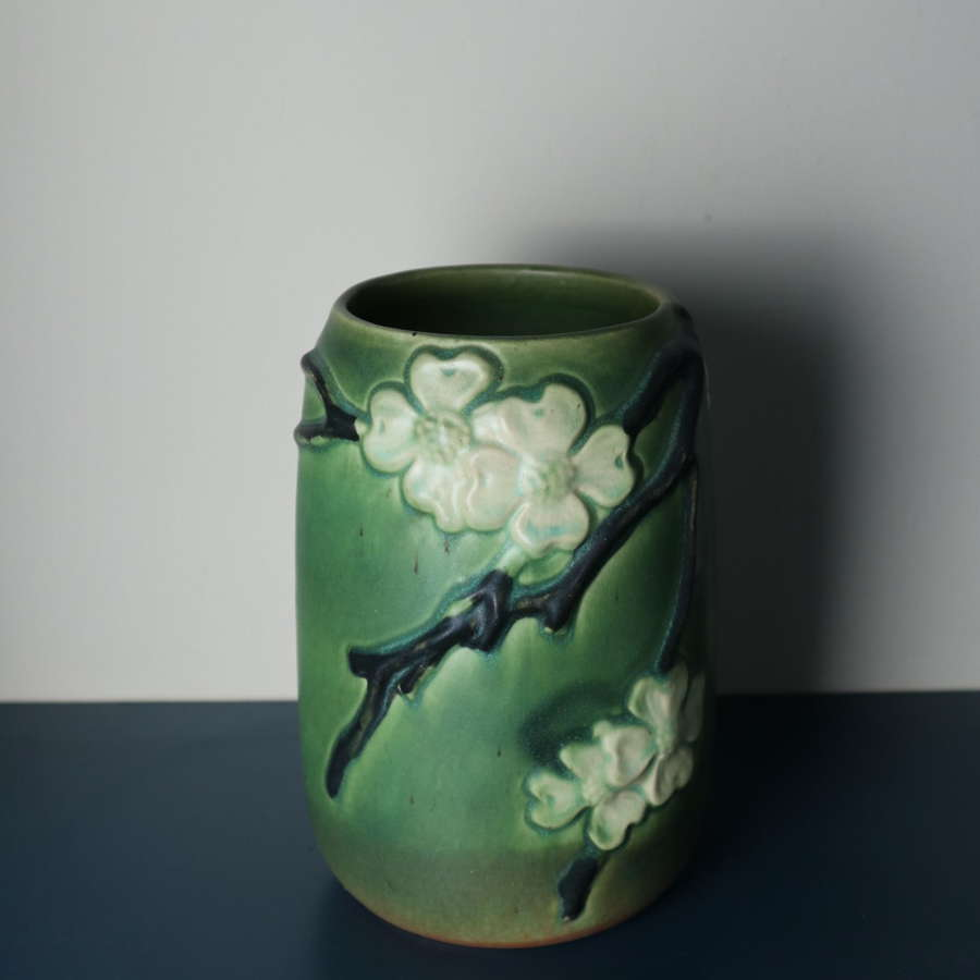 Arts & Crafts Roseville art pottery vase c.1919